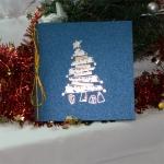 Новогодняя открытка 23